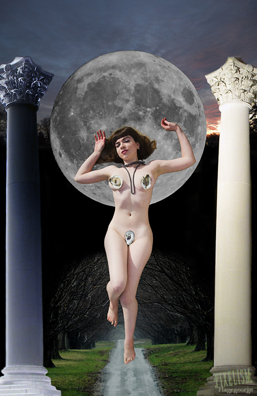 Jan 21, 2008 George Hagegeorge Oyster Moon Goddess