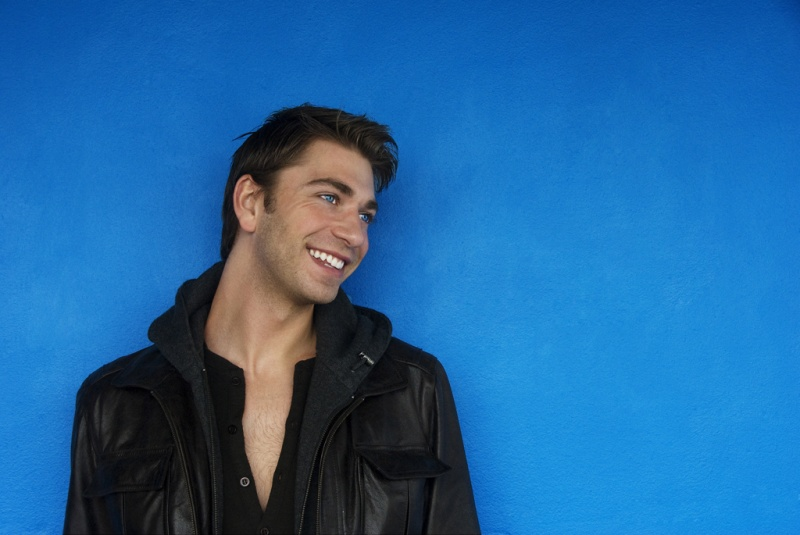 Male model photo shoot of Charlie Hyland in Beverly Hills, CA