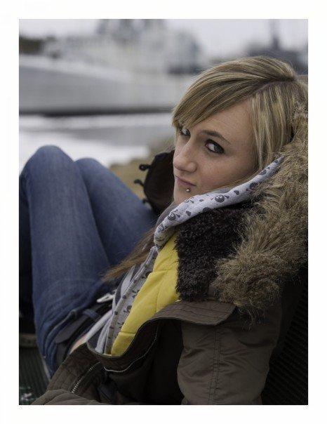 Female model photo shoot of Kelsey Atkinson in Bridgewater NS