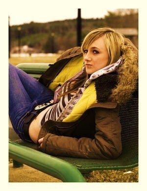 Female model photo shoot of Kelsey Atkinson in Bridgewater