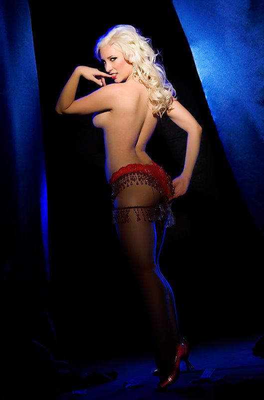 Denver, CO Jan 24, 2008 The Planet Dan Burlesque promo