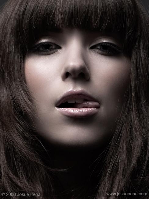 Female model photo shoot of jstmakeup by Josue Pena, wardrobe styled by Josue P