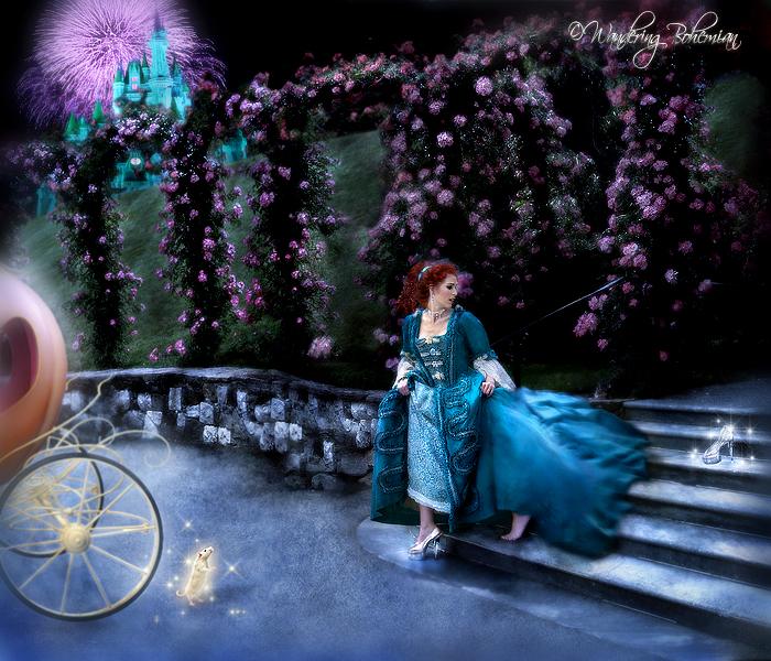 Longwood Gardens Jan 25, 2008 Ivy D. / Wandering Bohemian Cinderella