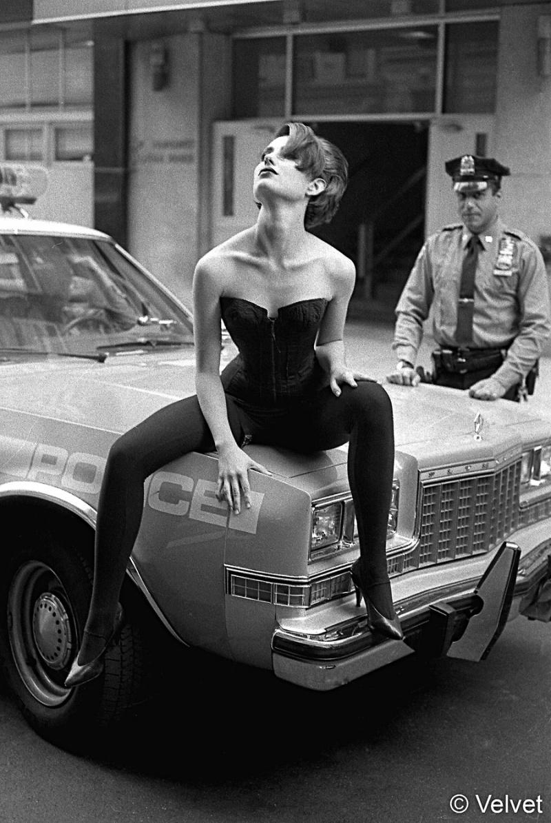 NYC  Jan 25, 2008 Velvet dAmour 13th Precinct