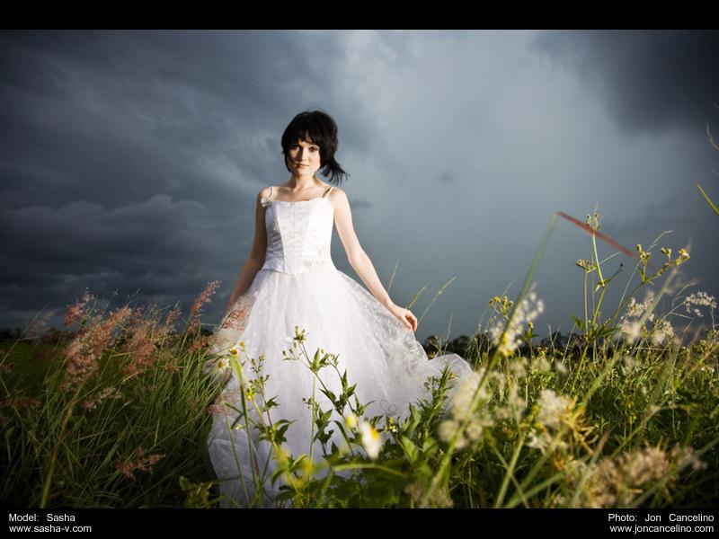 Female model photo shoot of Sasha-V