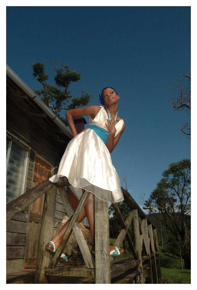 Hollywell Mountains, Jamaica W.I. Jan 26, 2008 Peter Dean Rickards Billie Holiday Blues