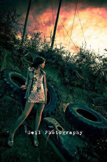 Pensacola FL Jan 26, 2008 oeil photography Model Ashli