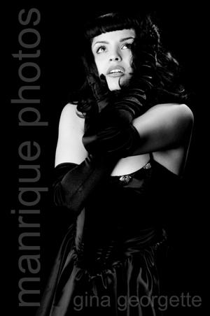 Manrique Photos Studio / Pasadena  Jan 27, 2008 Manrique Photos Gina Georgette