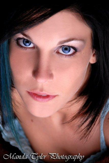 Jan 28, 2008 I miss my blue hair......