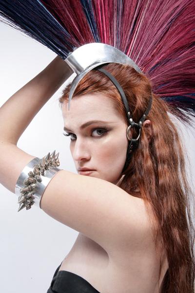 Female model photo shoot of rose lopez and Natasha Vi by Jesse Leon