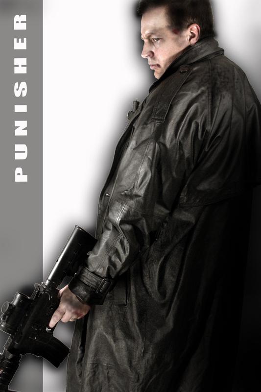 Chicago Jan 31, 2008 Punisher