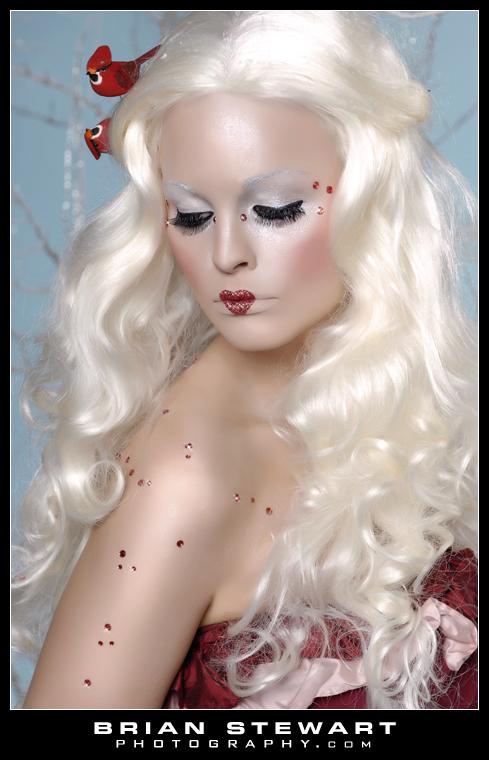 Feb 01, 2008 Brian Stewart Photography Model Ashley V. MUA/Hair/Edit by Tara Ward