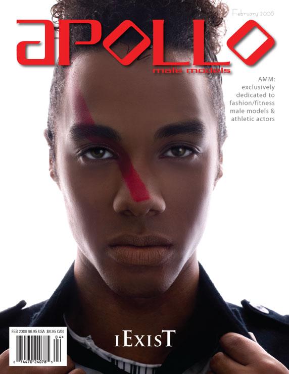 Miami, Florida Feb 02, 2008 Apollo Magazine & Nick Zantop COVERAGE!!! (from Apollo Magazine cover story)