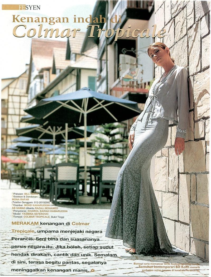 Malaysia Feb 03, 2008 Jelita Magazine