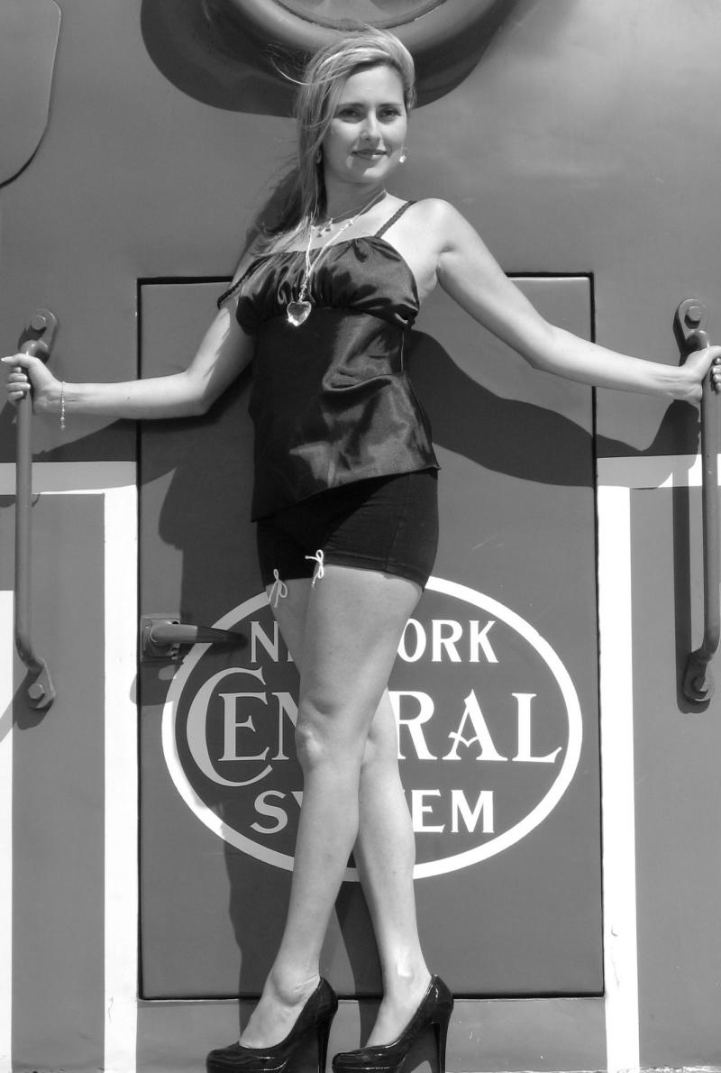 Female model photo shoot of Fabulous von Vette by Stephan Koenig in Buffalo (NY), USA