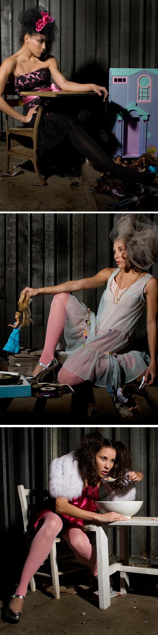 Germany Feb 03, 2008 Photography, Hair & Styling: Laretta Houston | MUA & Styling: Mimi J  The Inner Child