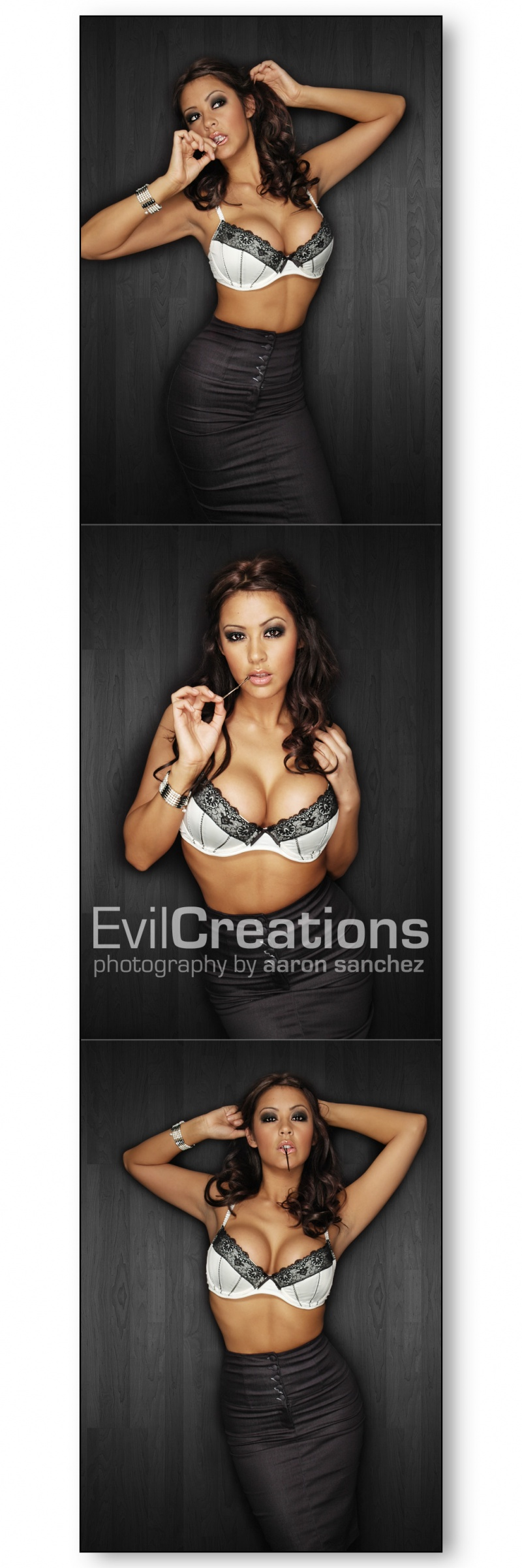 EvilCreations Studios Feb 04, 2008 EvilCreationsinc.com My Personal assistant..Melyssa Grace..how do ya like that Epix?!