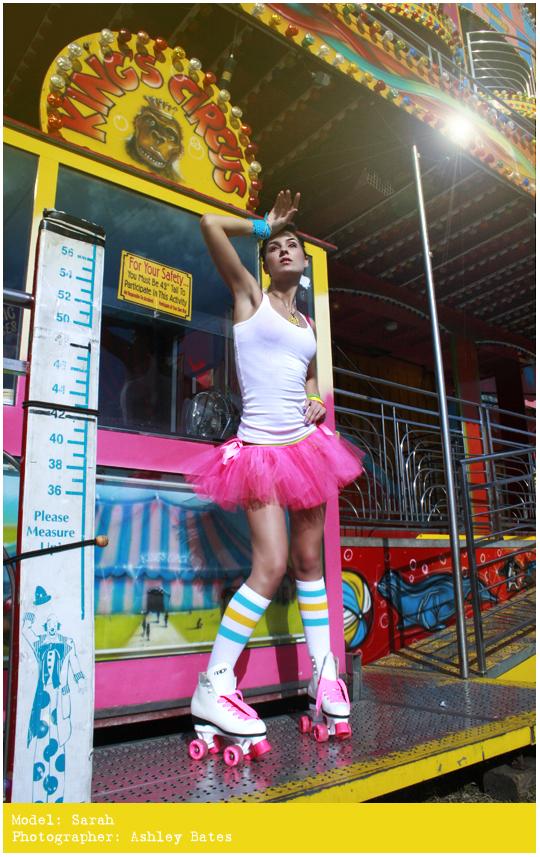Feb 05, 2008 Ashley Bates Kings Circus