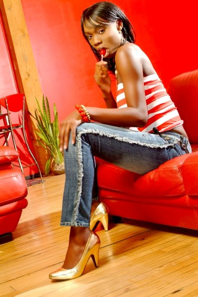 Female model photo shoot of K T by ApexVisions
