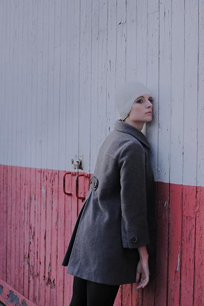 France Feb 06, 2008 Manu Coillot Alix (@ Salvador model Agency), David Urien (MUA)
