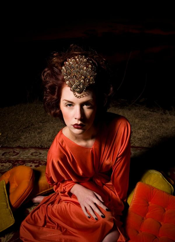 Feb 07, 2008 Lazerlove Photography Model: Courtney Ford - MUA/Wardrobe/Hair : Me