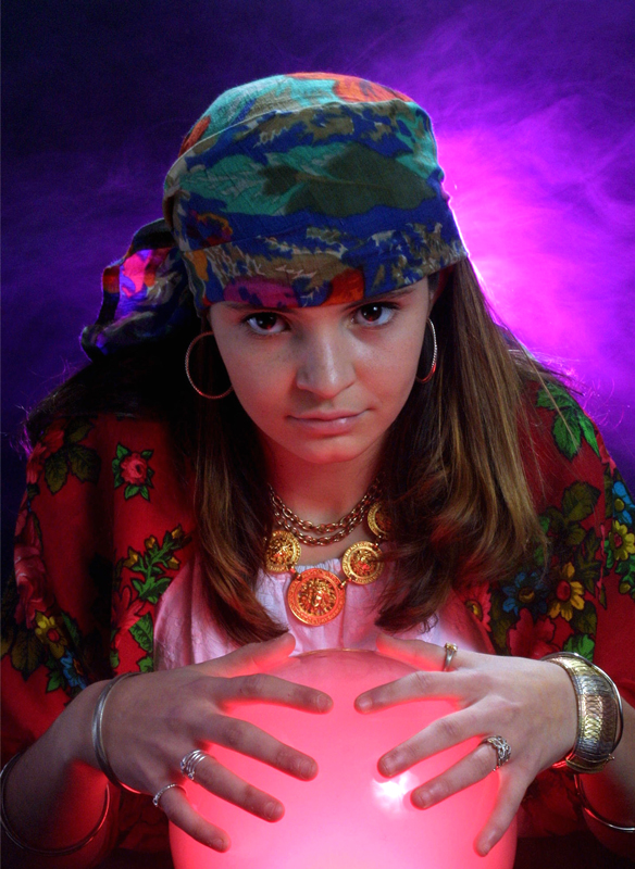 studio Feb 07, 2008 Green Barn fortune teller