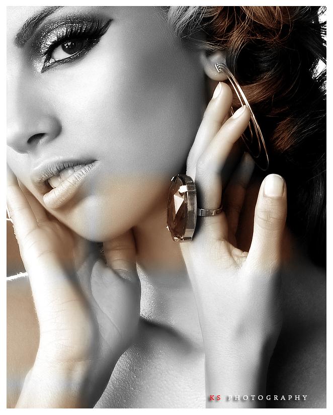 Feb 08, 2008 ks photography Makeup: Jasmine Valerie / Hair: Malyric Reed / Stylist: Elita Loveless