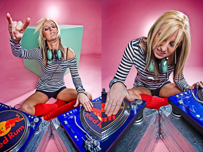 Reno, NV Studio Feb 09, 2008 Owens Imaging 2008 Rock on wit yo bad self