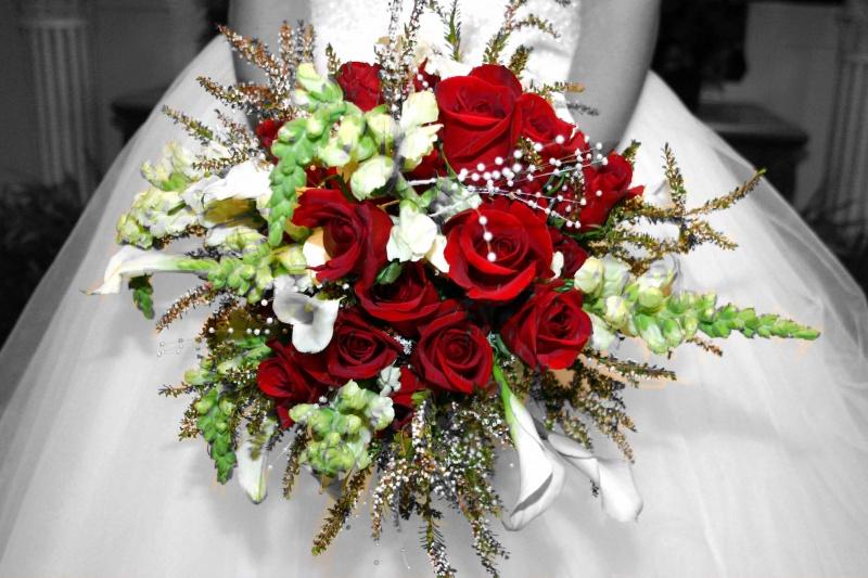 Feb 09, 2008 Randall B. Photography Wedding Bouquet