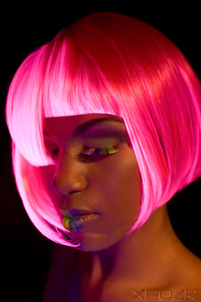 JTK Studios Vallejo Cali Feb 10, 2008 XPOZR Photography Lady Denise