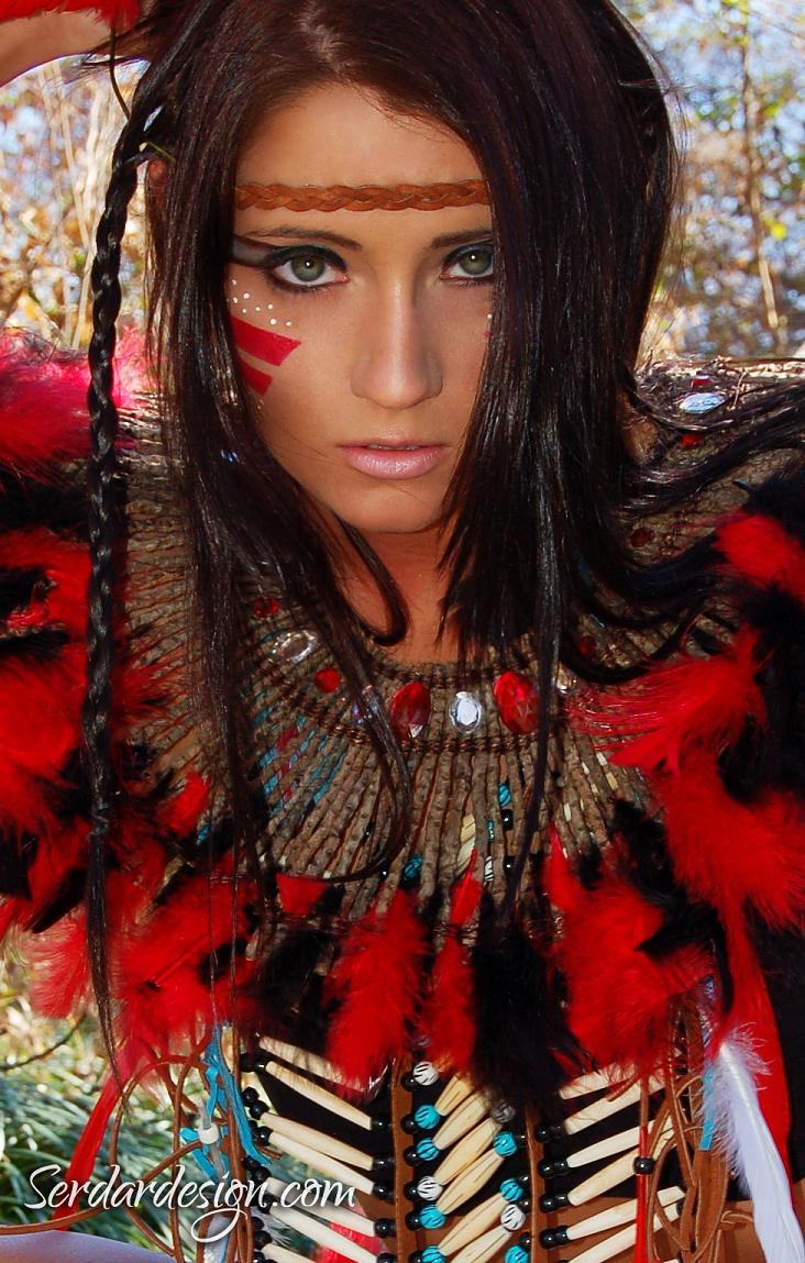 Greensboro,Nc Feb 10, 2008 Serdardesign Aztec Indian