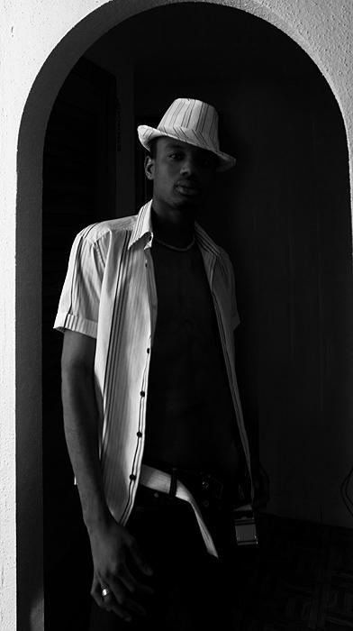 Male model photo shoot of ANTONIO FRANCIS in Boston, MA