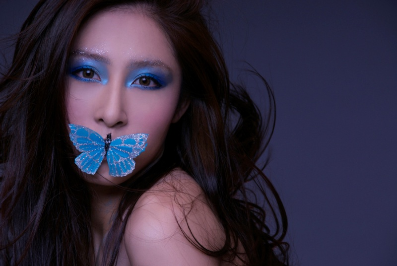 the visual brothers studio Feb 11, 2008 Blue Butterfly kiss
