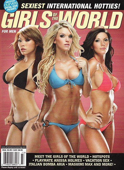 Canada Feb 11, 2008 Sarah Scotford American Curves Cover
