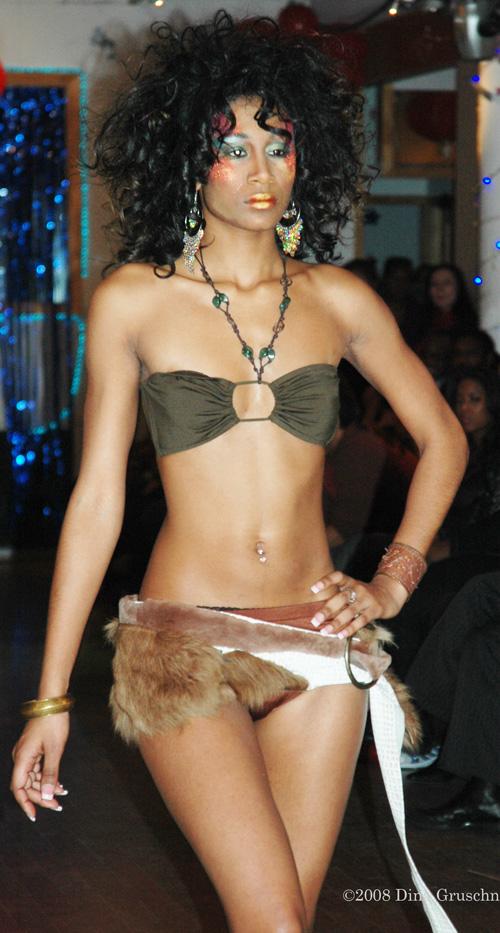 Oriental Loft, New York Feb 11, 2008 2008 Dina Gruschnevskaya  QuQu events Fashion week 08