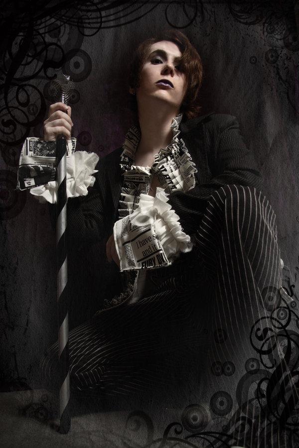 L.A. Feb 12, 2008 Taslimur Photography by Taslimur, Wardrobe provided by Drewbird, Digital Effects by Jaime Blakley