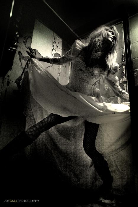 Hell Feb 13, 2008 (c) Joe Gall Photography High Fashion Zombie MUA-Jon Dunovant