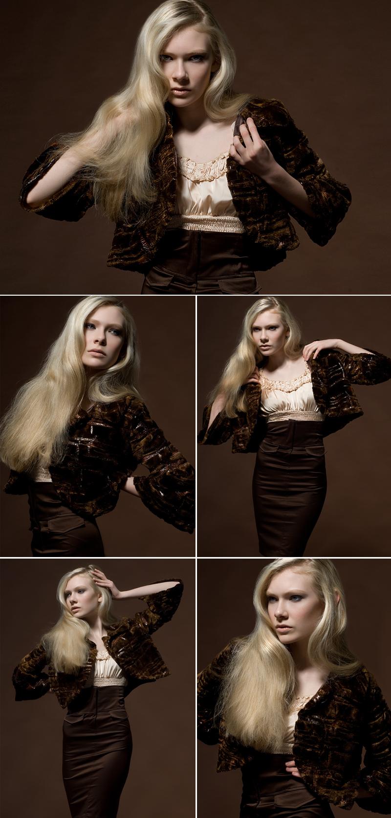 Female model photo shoot of Nadia Speaks by Luis Aragon, makeup by KatAragon