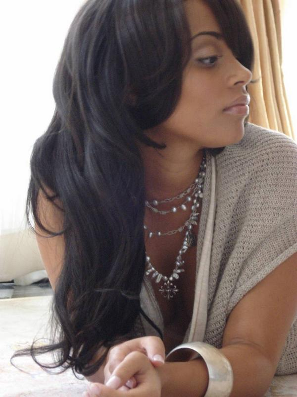 Bel Air, Ca. Feb 15, 2008 Lauren London in upcoming Spring issue of Jewel Magazine