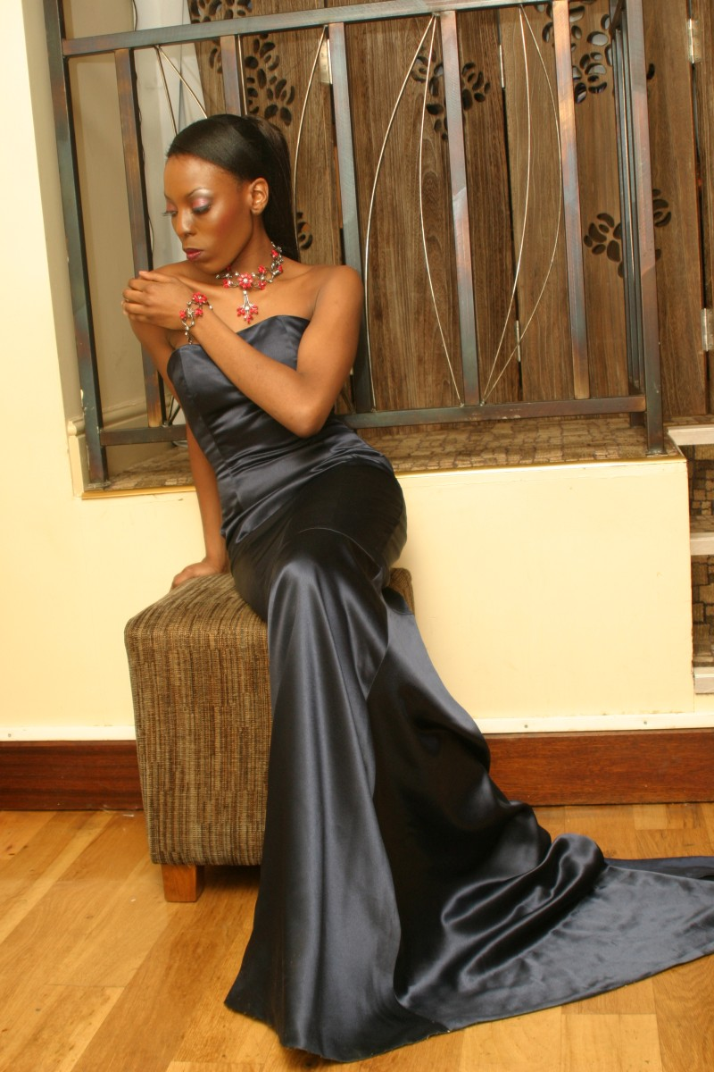 Feb 15, 2008 One of my Red carpet dress creations