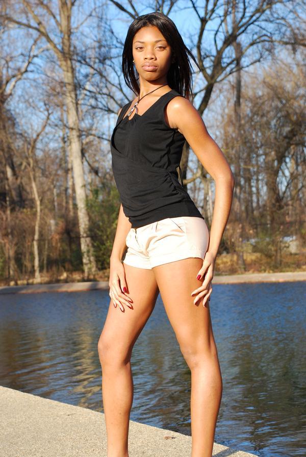 Female model photo shoot of Loreal Jones by AMC Angels Photography