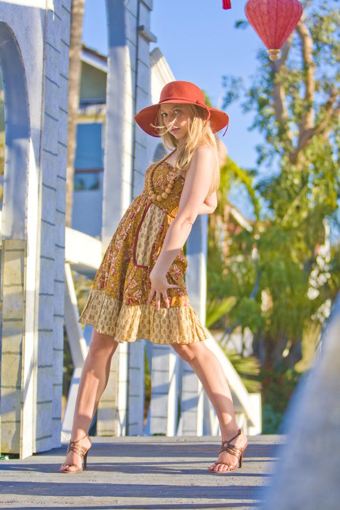 Female model photo shoot of Melissa V