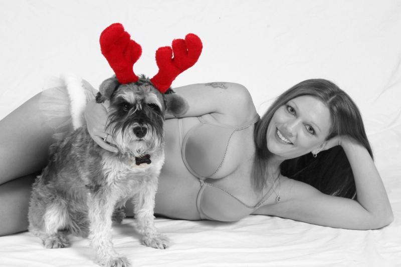 Feb 15, 2008 Randall B Photography Im a reindeer...
