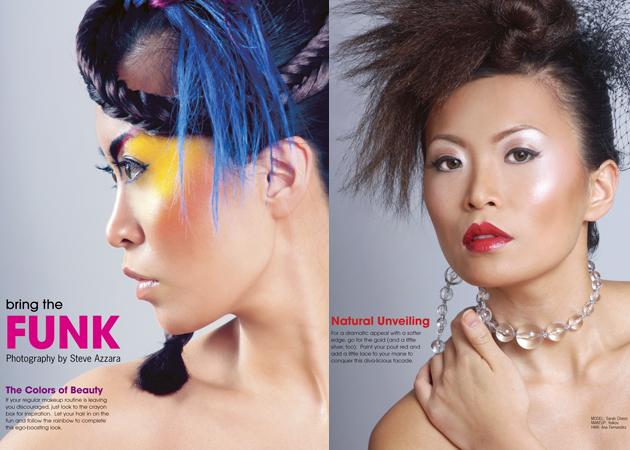 BX (where else) Feb 16, 2008 Steve Azzara Model:Sarah 914-94193   Hair Anna Fernandez 478950 Mua:Yeikov 298881