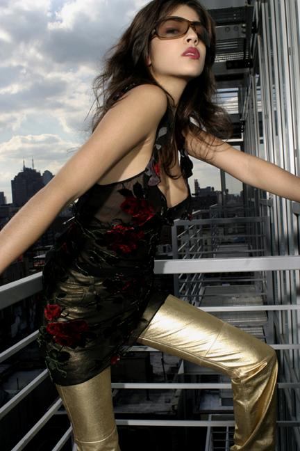 Male model photo shoot of KadeLam in NYC