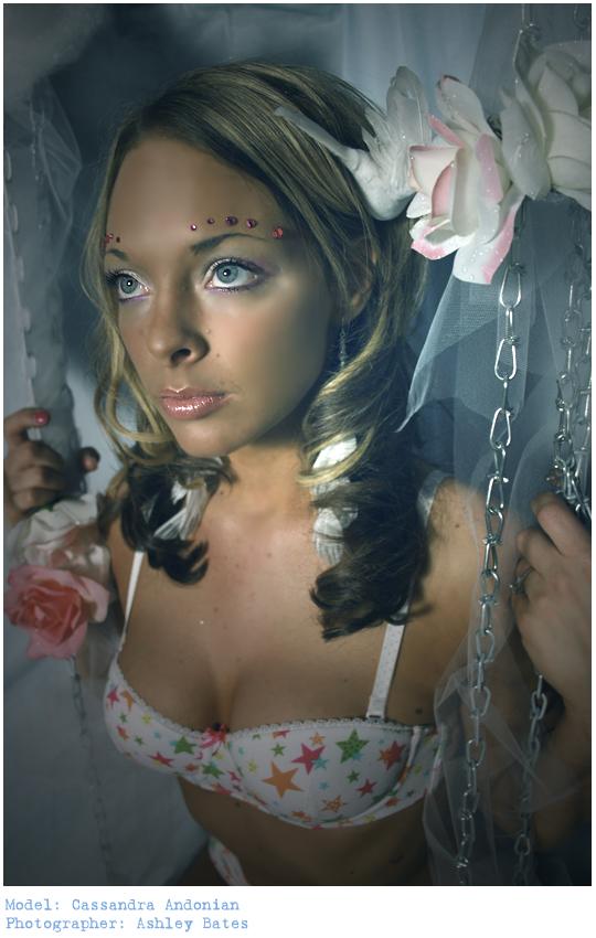Asley Bates Feb 17, 2008 cassandra andonian me... as an angel