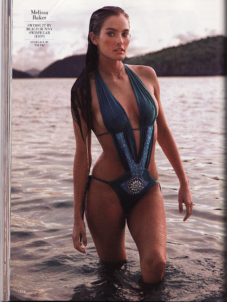 St John Feb 17, 2008 sports illustrated-Raphael Mazzucco photographer My first SI - 2008 -http://sportsillustrated.cnn.com/vault/swimsuit/video/2008-Before_They_Were_Models_Melissa.SportsIllustrated/model/melissa_baker/index.htm