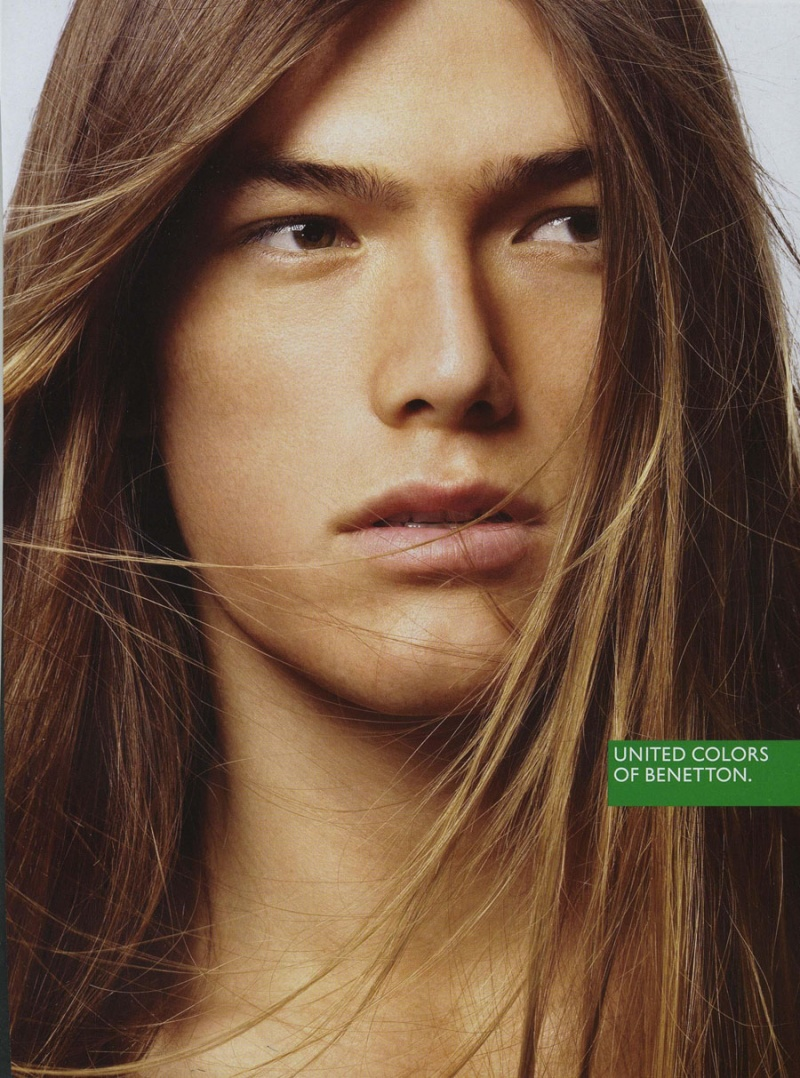 NY, NY Feb 18, 2008 Benetton S/S 08 David Sims Word!