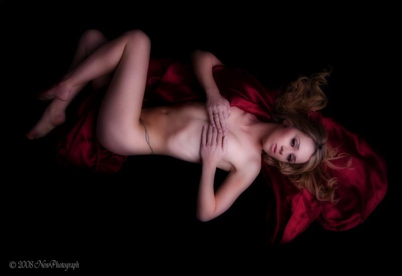 Female model photo shoot of Molina Marie by NewPhotograph, makeup by Kaoru Koike