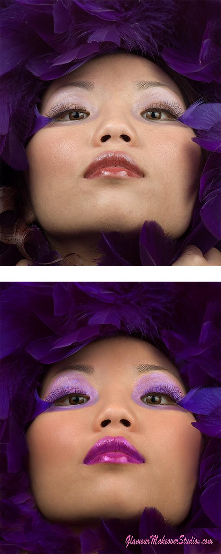 Columbia South Carolina Feb 18, 2008 Glamour Makeover Studios The Color Purple